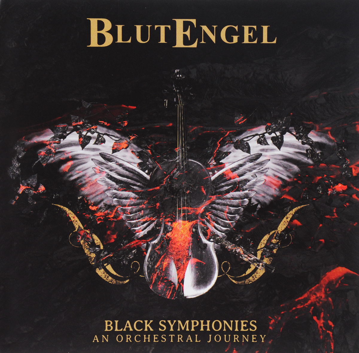 """Blutengel. Black Symphonies. """"Blutengel"""""""