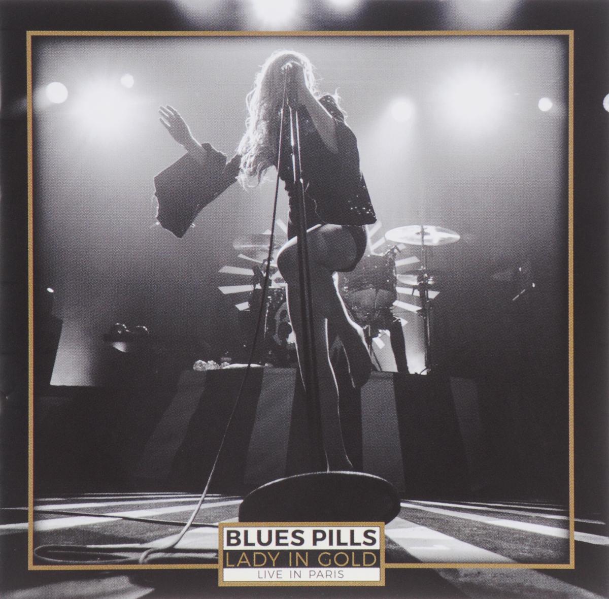 Blues Pills Blues Pills. Lady In Gold - Live in Paris (2 CD) desert blues ambiance du sahara 2 cd