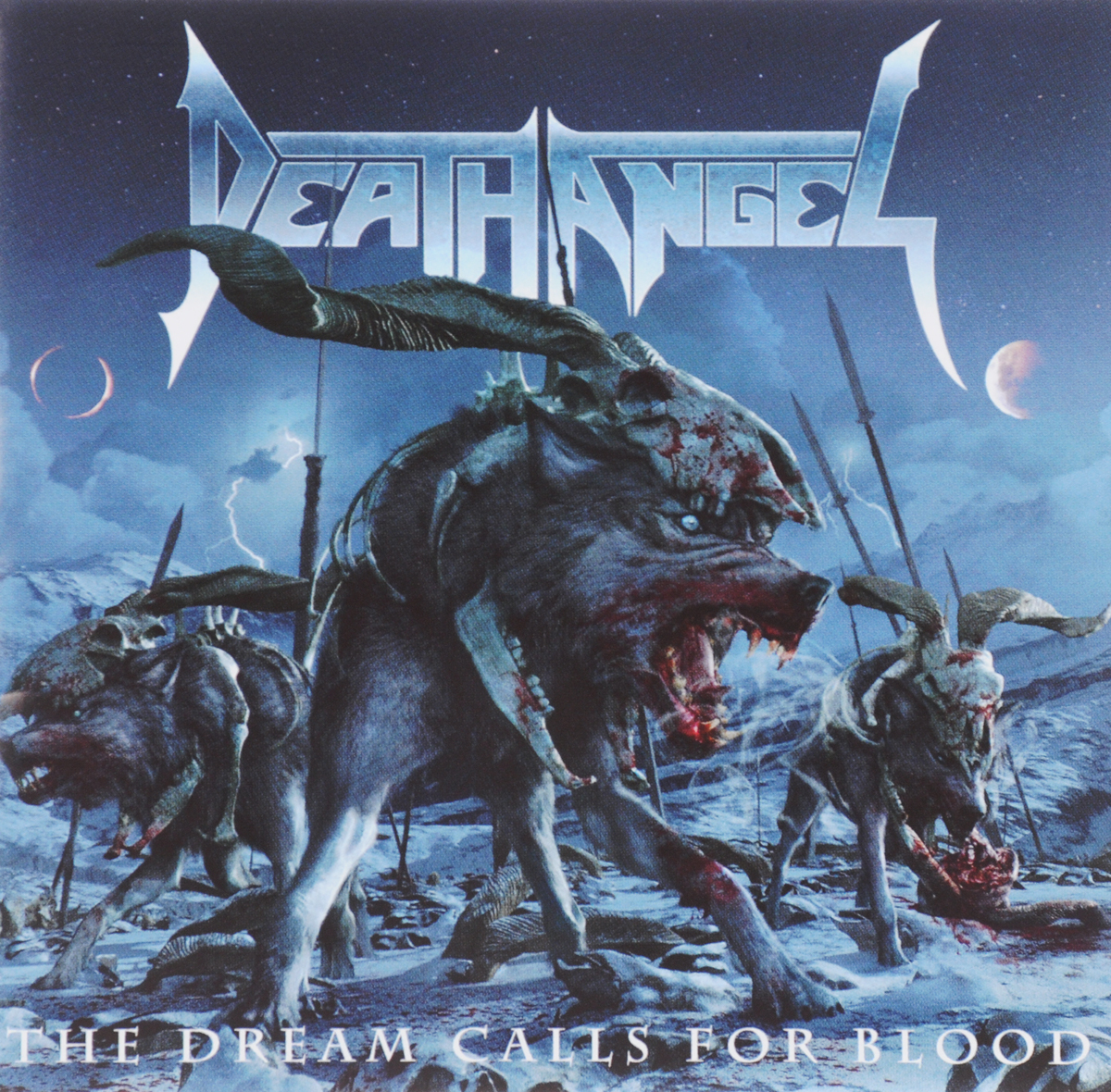 Death Angel Death Angel. The Dream Calls For Blood death angel death angel relentless retribution