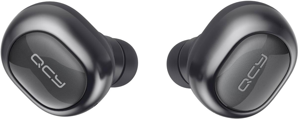 лучшая цена Беспроводные наушники QCY Q29PRO, темно-серый