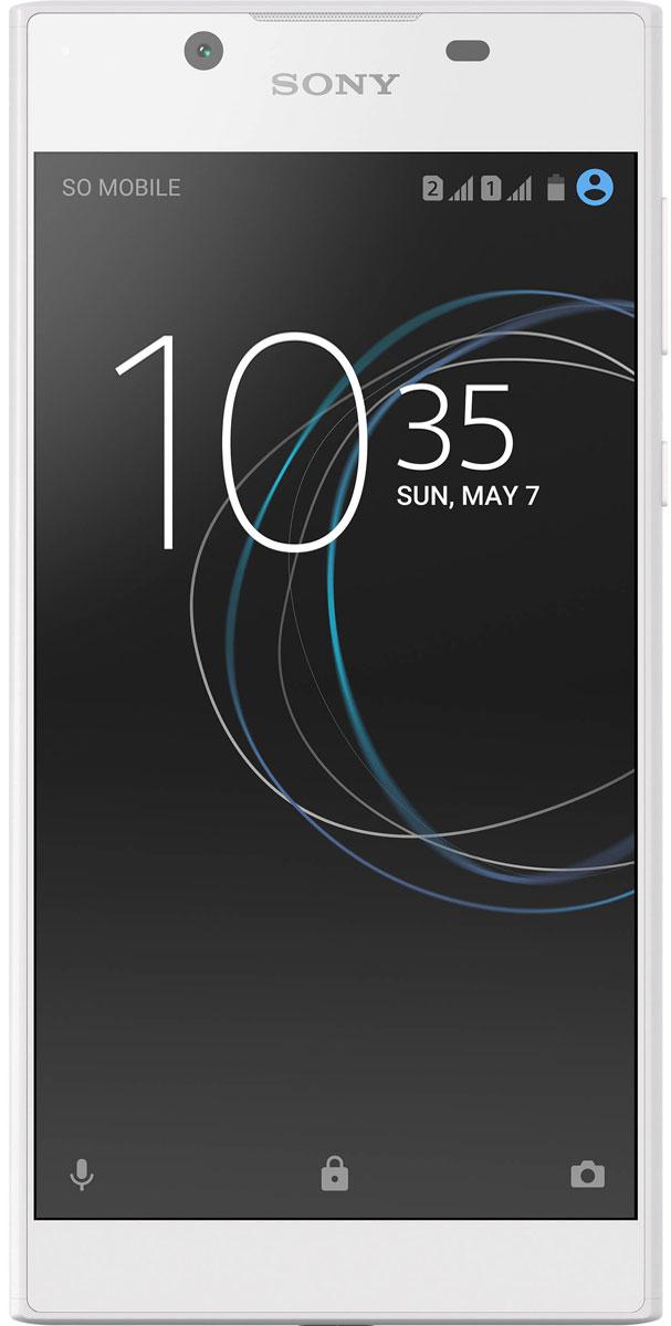 Смартфон Sony Xperia L1 2/16GB, белый