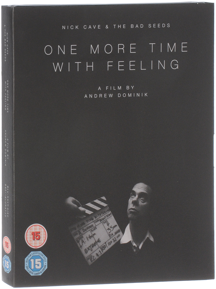 Nick Cave and the Bad Seeds: One More Time With Feeling (2 Blu-ray) nick cave and the bad seeds one more time with feeling 2 blu ray