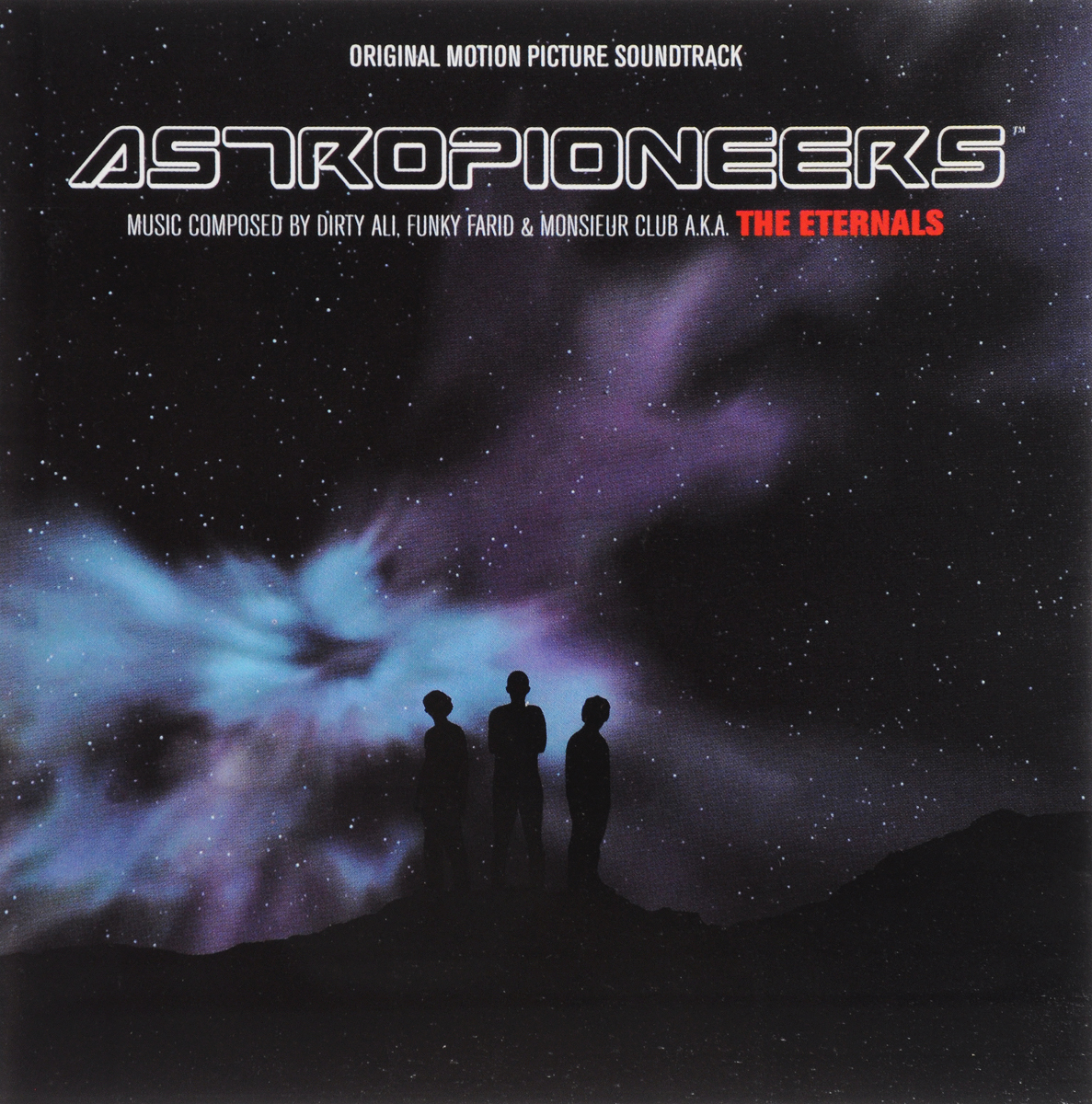 The Eternals. Astropioneers (Original Motion Picture Soundtrack) summer in february original motion picture soundtrack