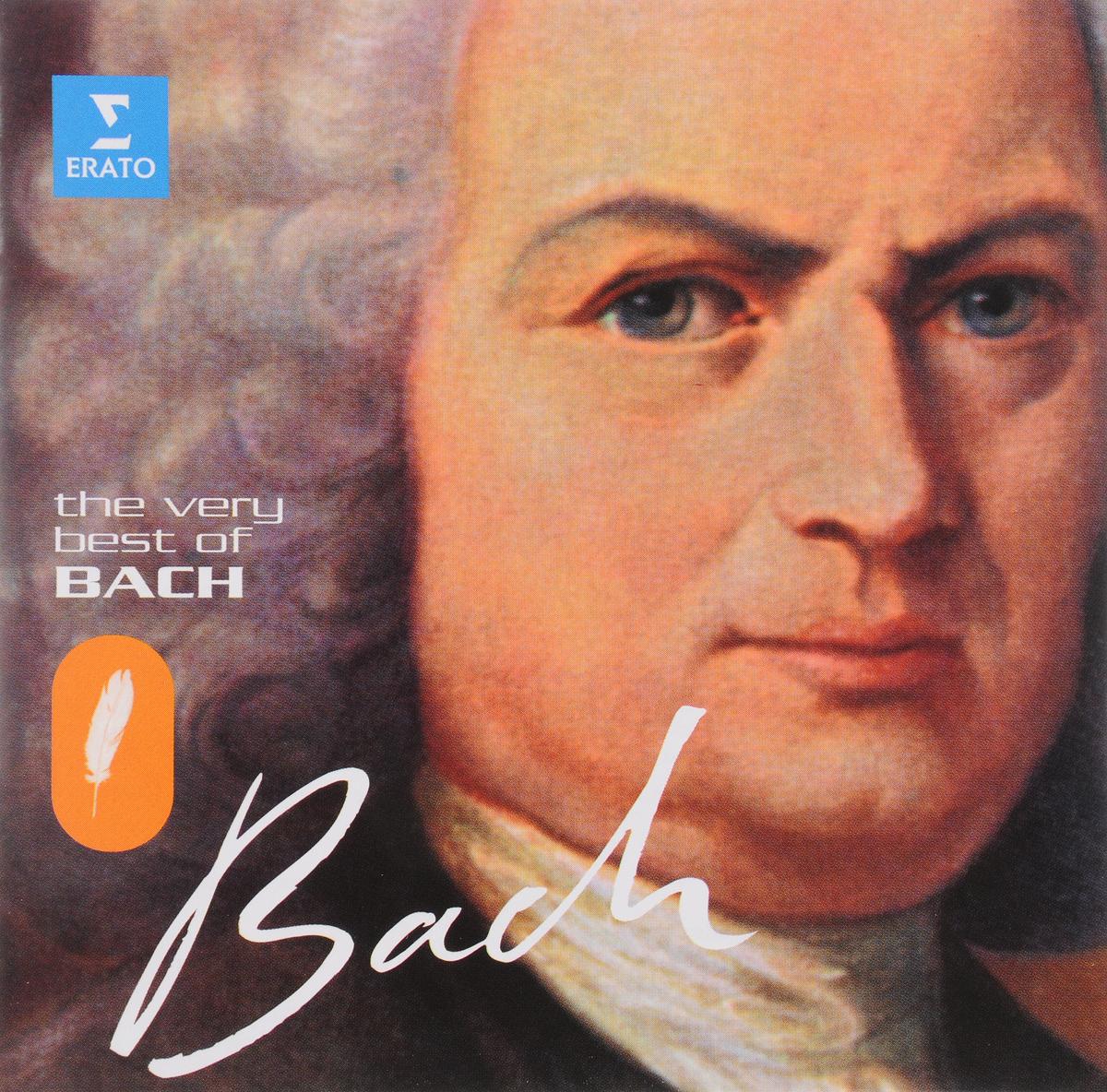 The Very Best Of Bach the very best of bach