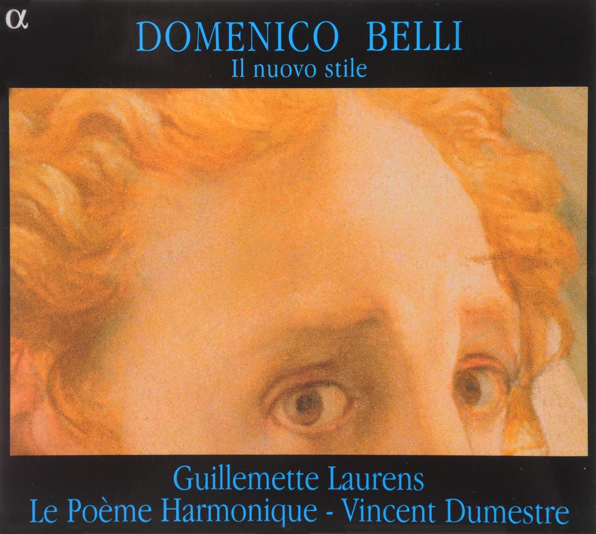 лучшая цена Domenico Belli - Guillemette Laurens, Le Poeme Harmonique - Vincent Dumestre. Il Nuovo Stile
