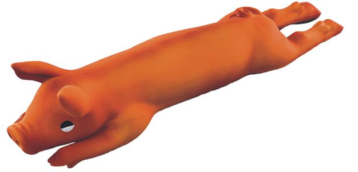 """Игрушка для собак Nobby """"Поросенок"""", длина 14 см"""