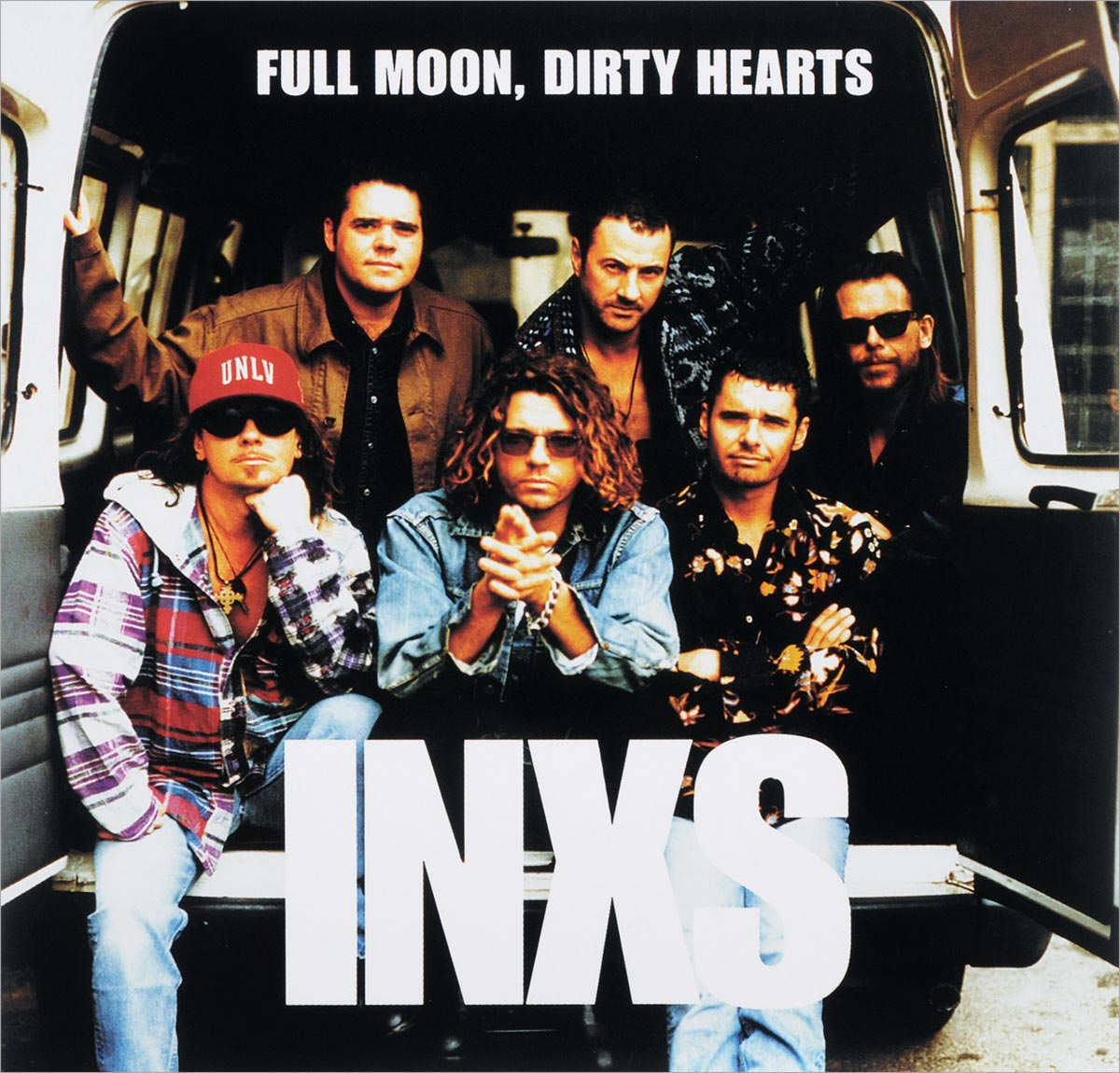 INXS INXS. Full Moon, Dirty Hearts (LP) inxs inxs underneath the colours