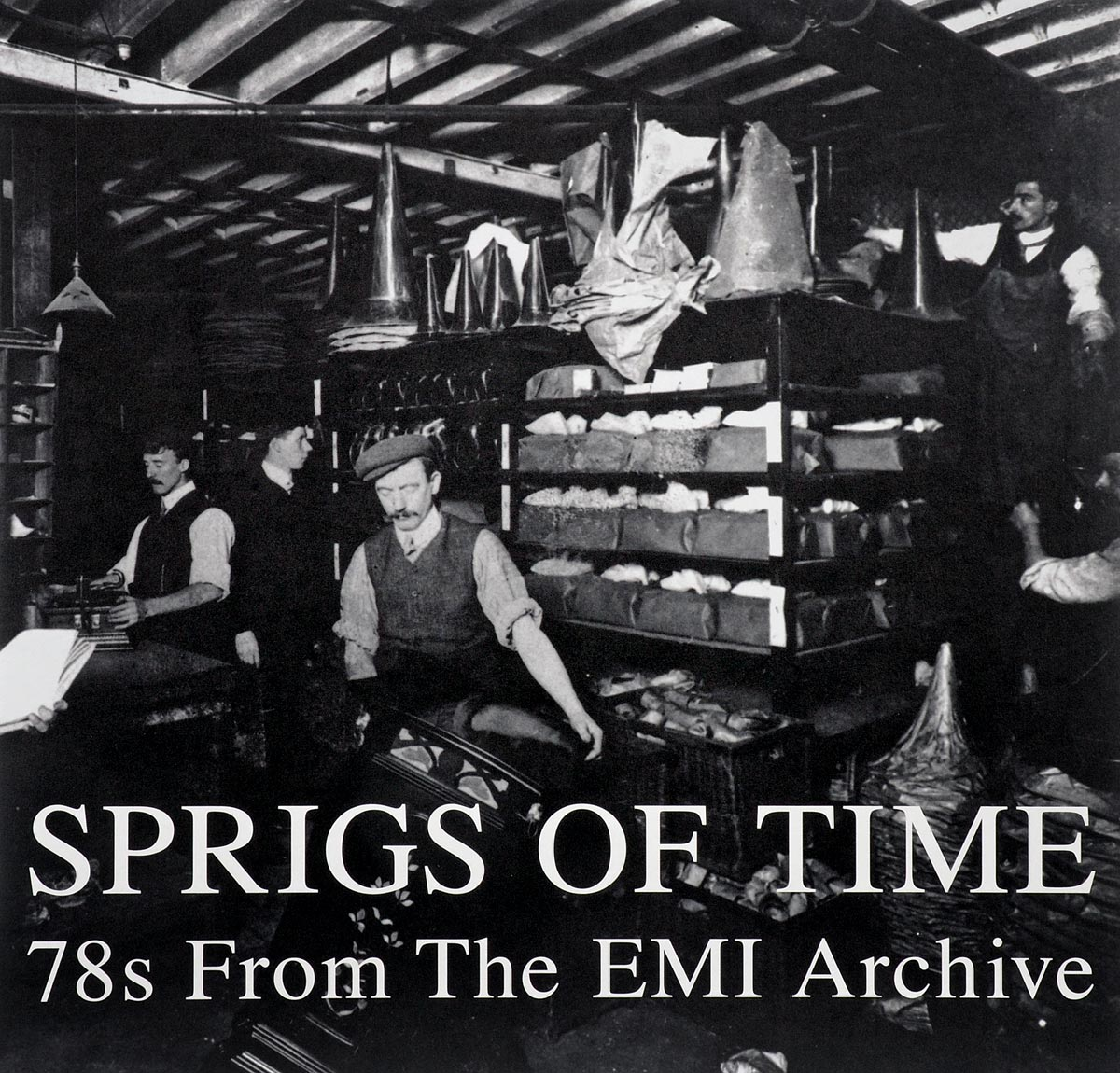 Sprigs Of Time (2 LP) цена