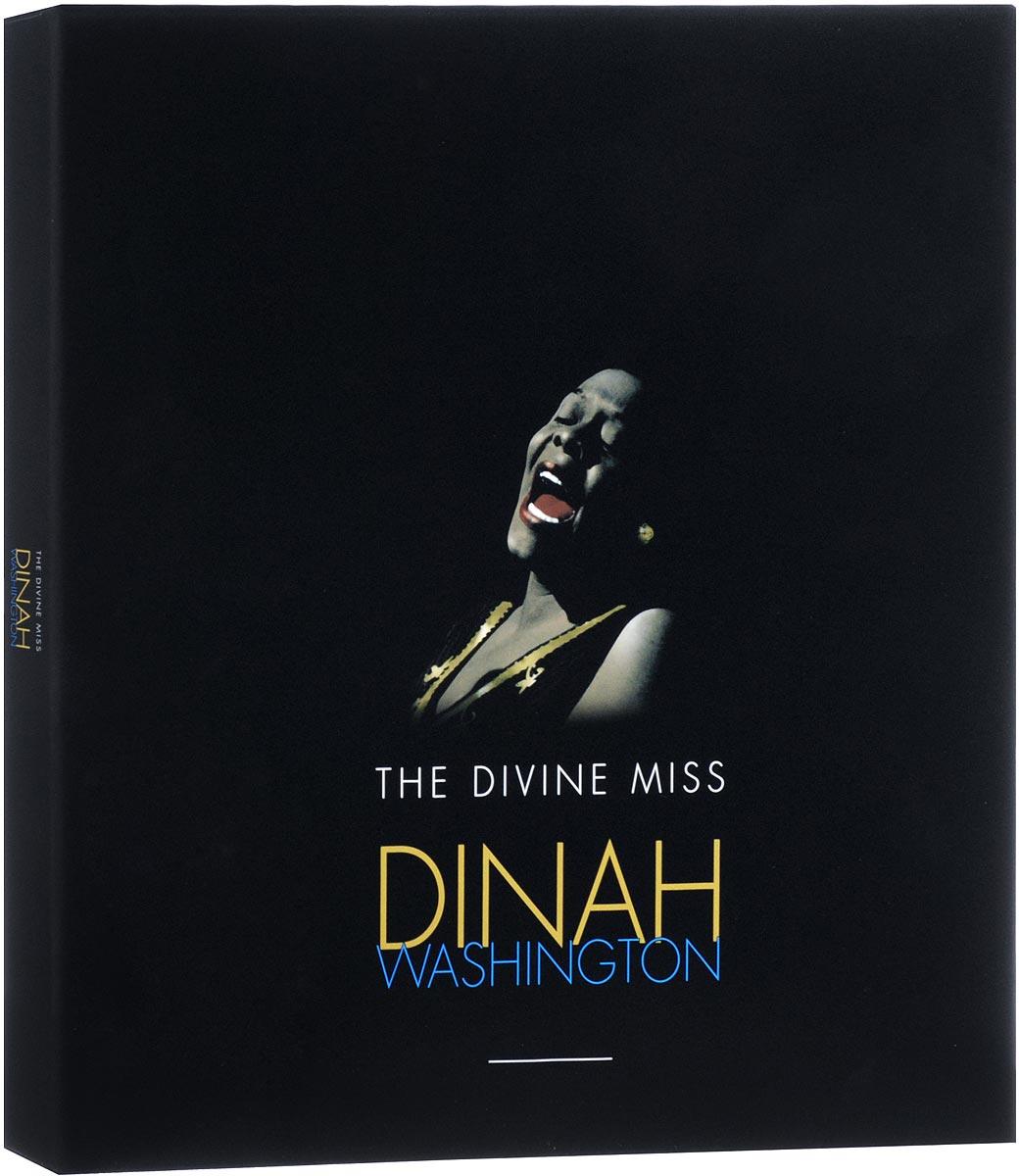 Дайна Вашингтон Dinah Washington. The Divine Miss Dinah Washington (5 LP) бэби вашингтон baby washington the sue singles