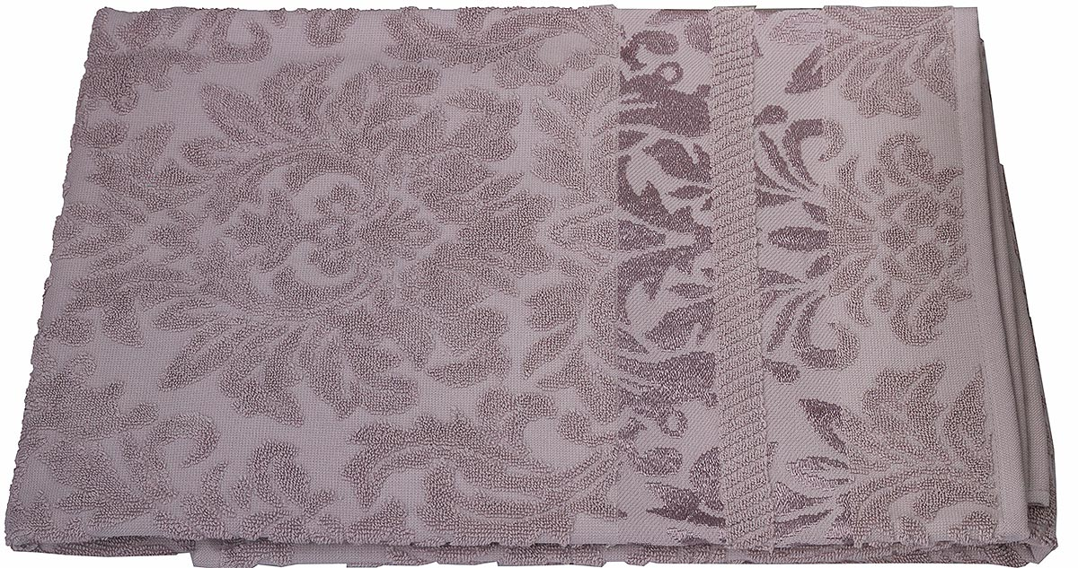 "Полотенце махровое Hobby Home Collection ""Versal"", цвет: визон, 70 х 140 см"