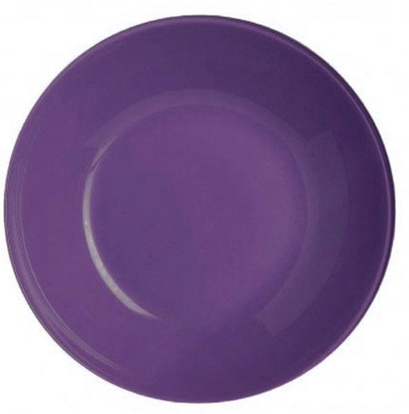 Тарелка суповая Luminarc Arty Parme, диаметр 20 см luminarc суповая brush mania red 20 см