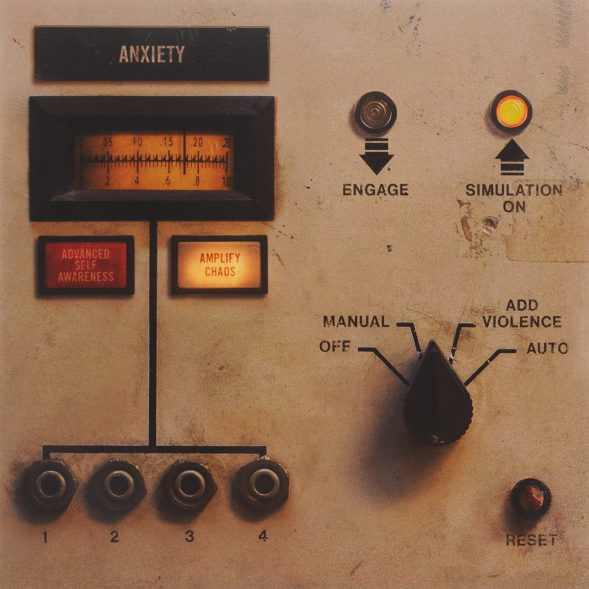 Nine Inch Nails   . Add Violence (LP)