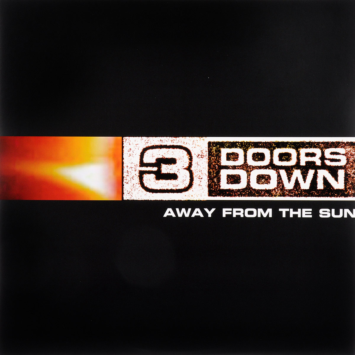 цена на 3 Doors Down 3 Doors Down. Away From The Sun (2 LP)