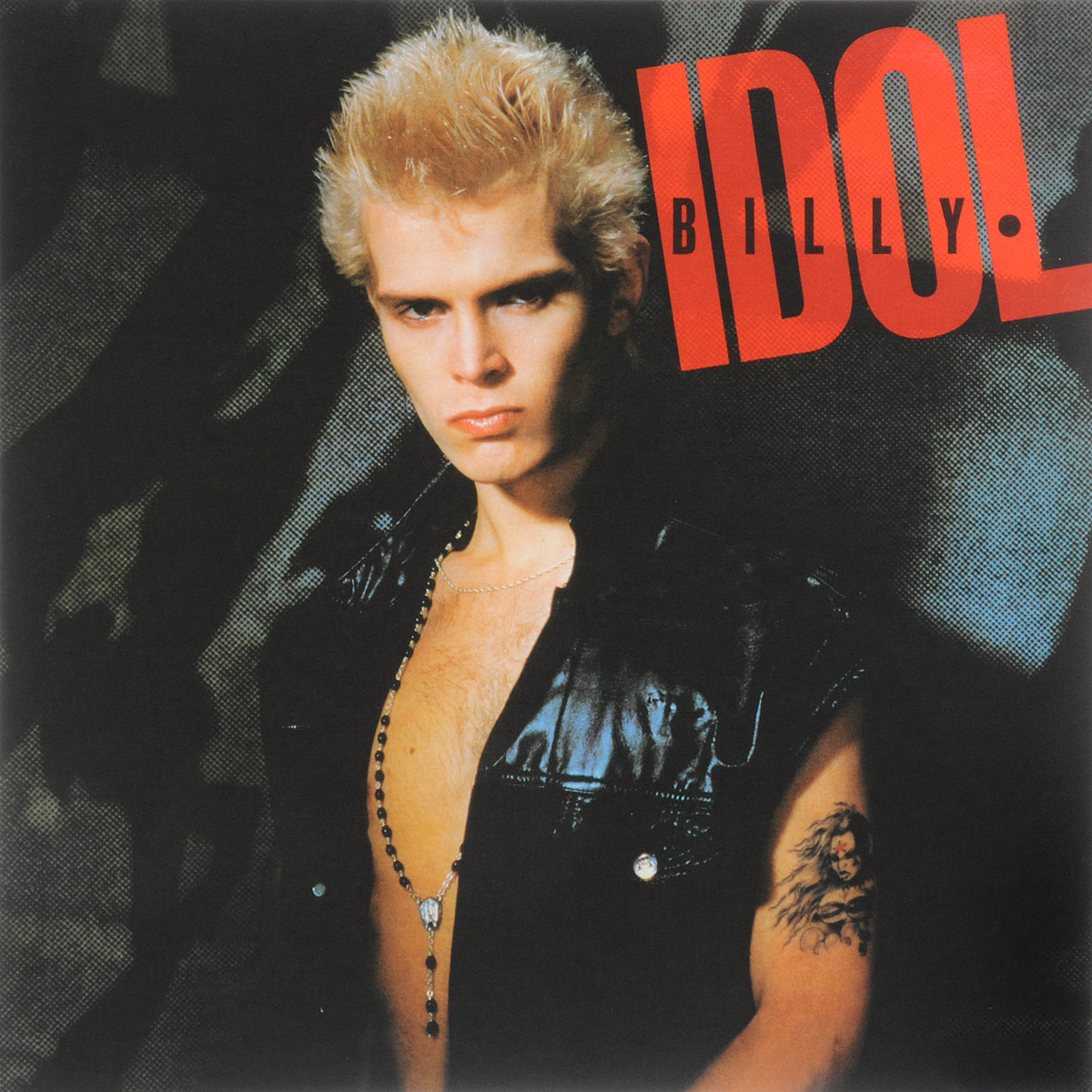 Билли Айдл Billy Idol. Billy Idol (LP)