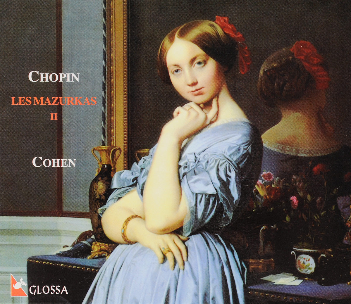 Fryderyk Franciszek Chopin. Chopin: Mazurkas, Vol.2 (Cohen) (2 CD) yulianna avdeeva chopin schubert prokofiev 2 cd