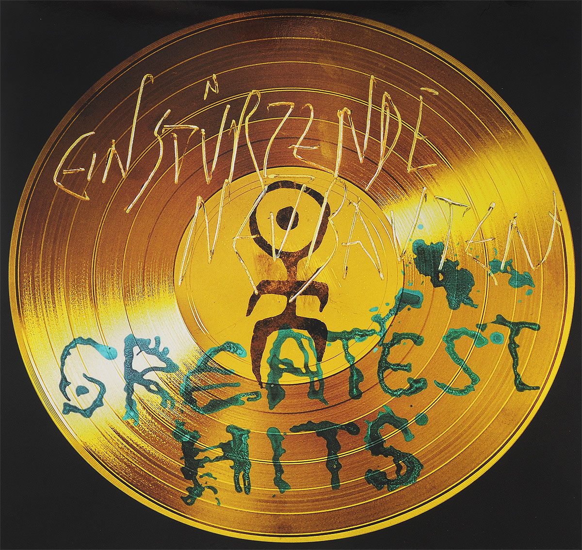 Einsturzende Neubauten Einsturzende Neubauten. Greatest Hits (2 LP) journey journey greatest hits 2 lp