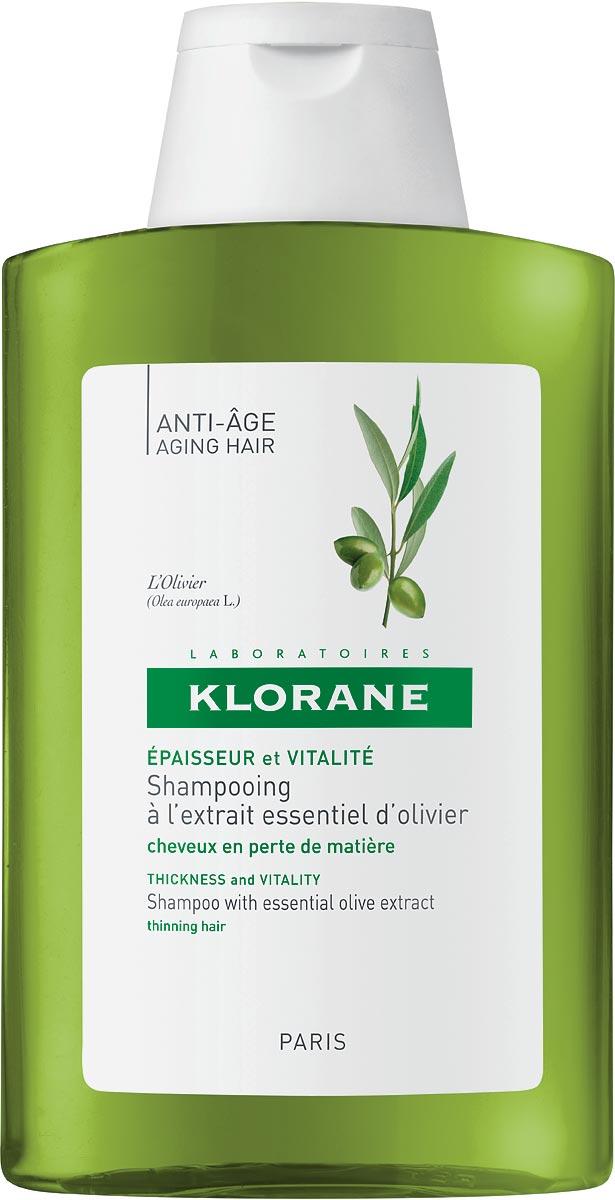 Klorane Шампунь с экстрактом оливы, 200 мл шампунь с экстрактом пиона успокаивающий 200 мл
