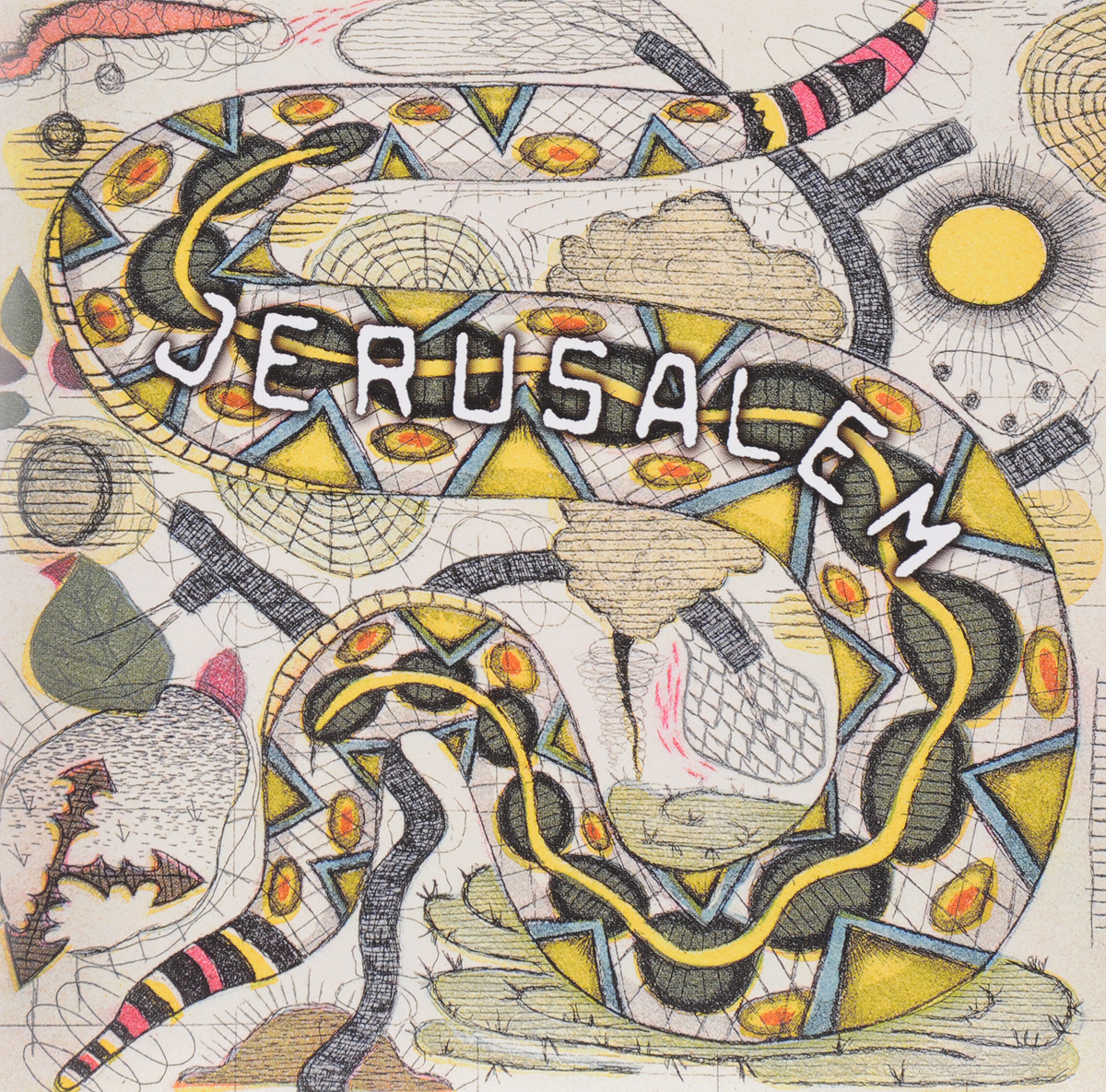 лучшая цена Стив Эрль Steve Earle. Jerusalem