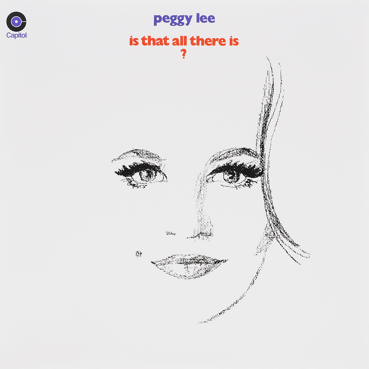 Пегги Ли Peggy Lee. Is That All There Is? (LP) peggy lee tremper journey of hope