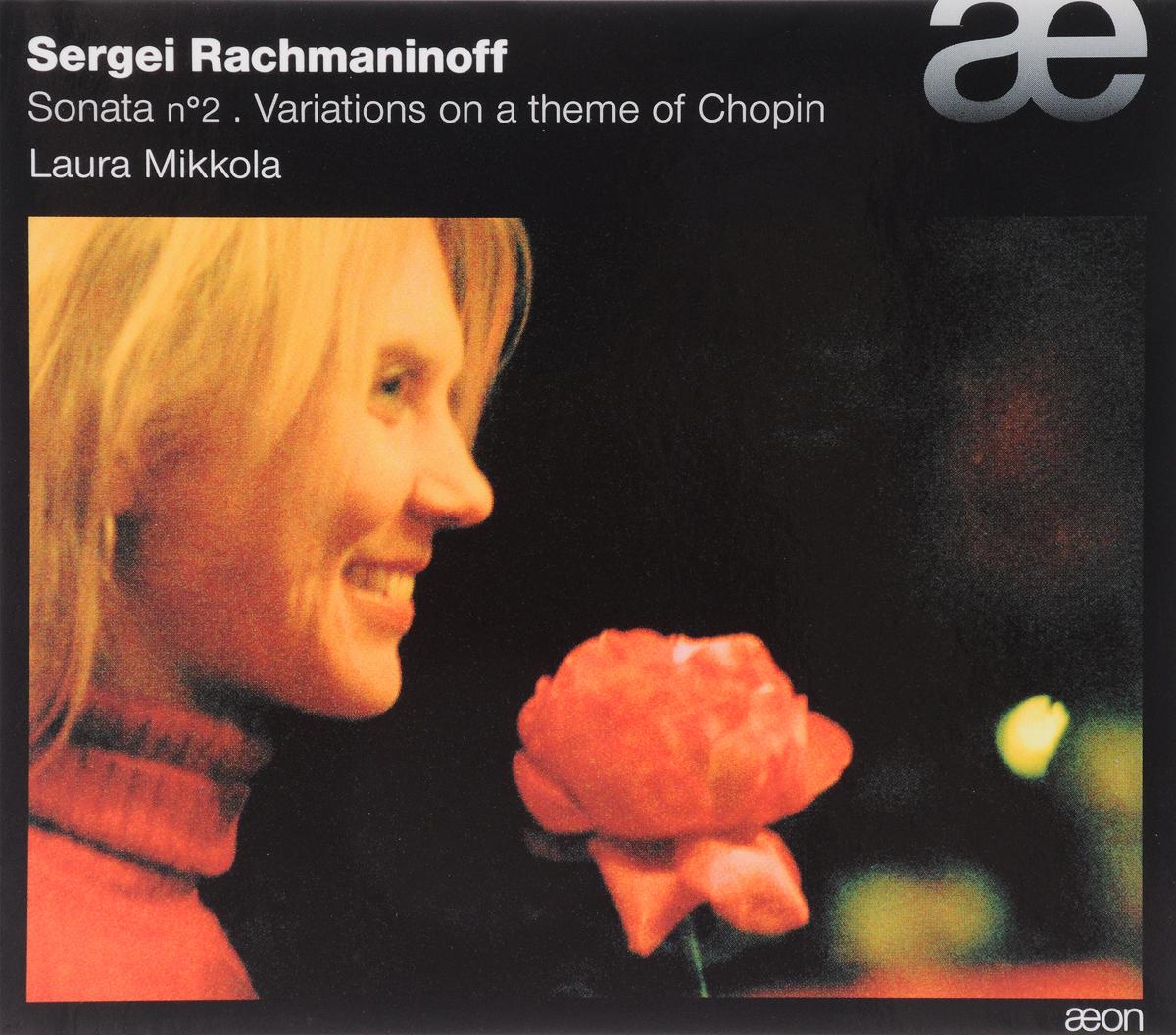 Laura Mikkola. Rachmaninov. Piano Sonata No. 2