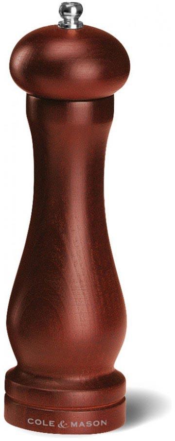 Мельница для перца Cole & Mason Forest Capstan, цвет: темно-коричневый, 5 х 5 х 20 см jj cole сумка для мамы satchel цвет черный темно серый
