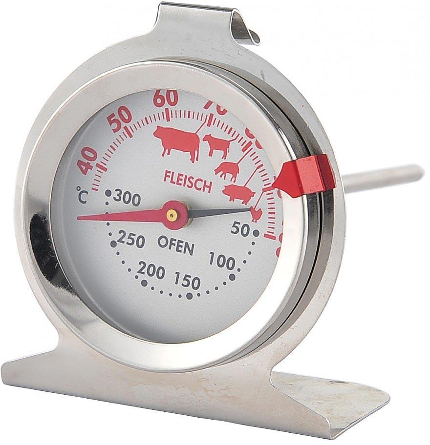Термометр для приготовления пищи Walmer, длина 13 см любите погорячее секреты приготовления вкусного мяса