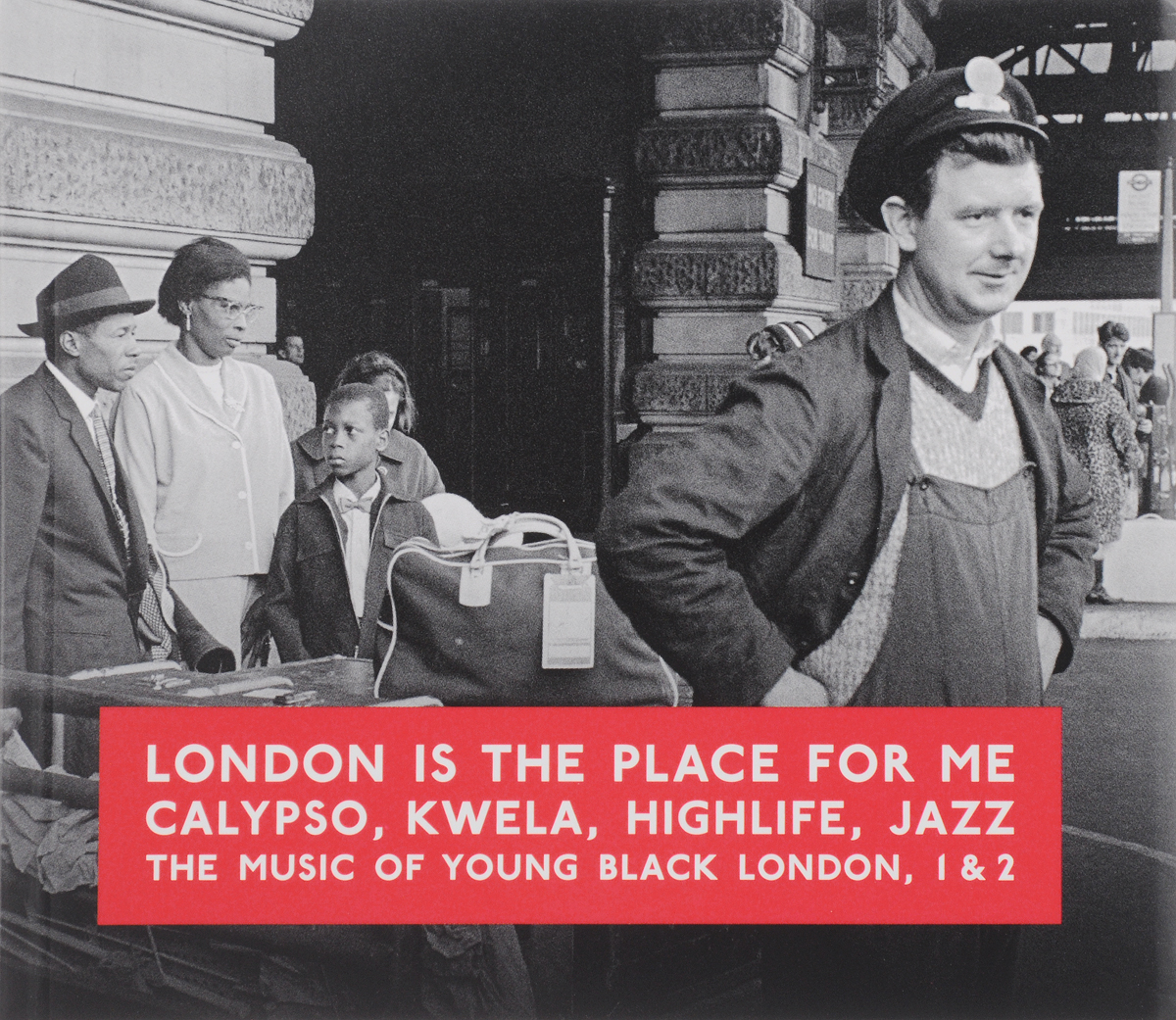 London Is The Place For Me 1 & 2 (2 CD)