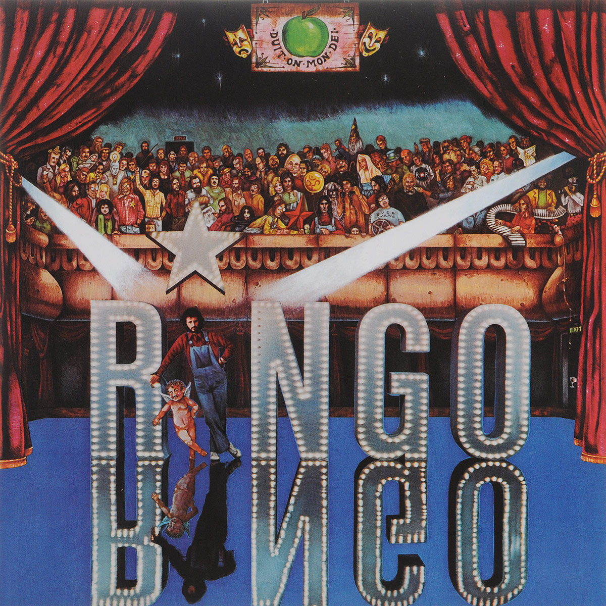 Ринго Старр Ringo Starr. Ringo (LP) ringo starr ringo starr postcards from paradise