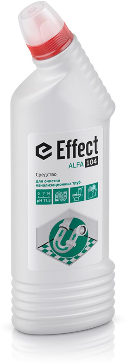 """Средство для очистки канализационных труб Effect """"Alfa"""", 750 мл"""