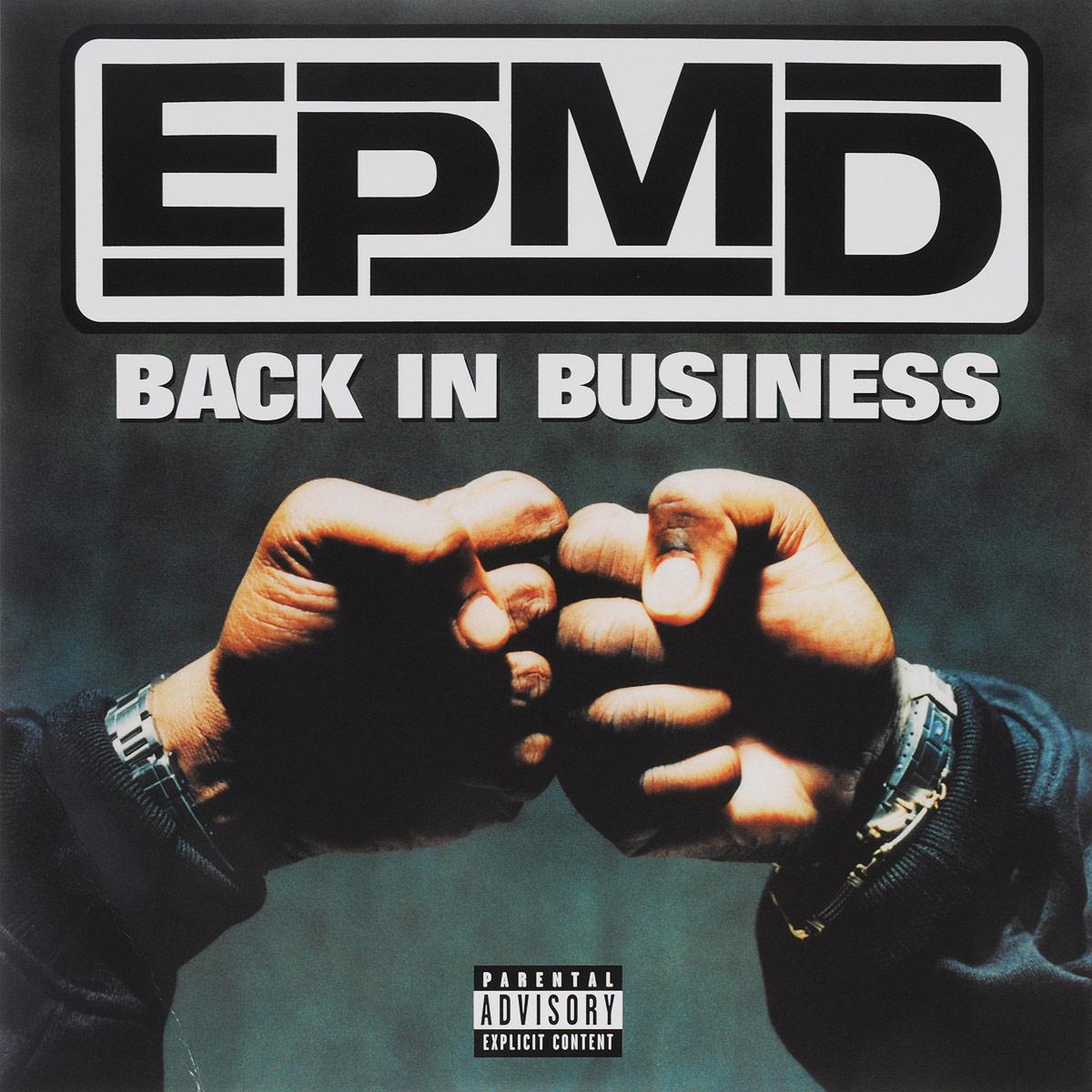 Фото - EPMD EPMD. Back In Business (LP) майка классическая printio epmd rap