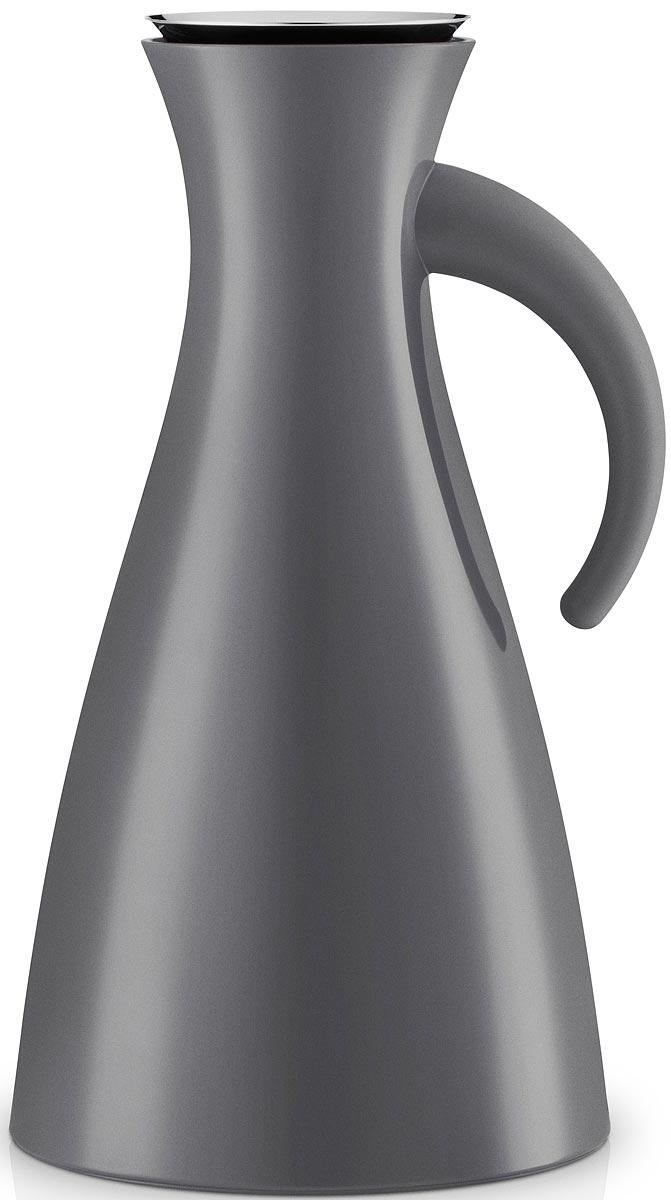 Термокувшин Eva Solo Vacuum, цвет: серый, 1 л