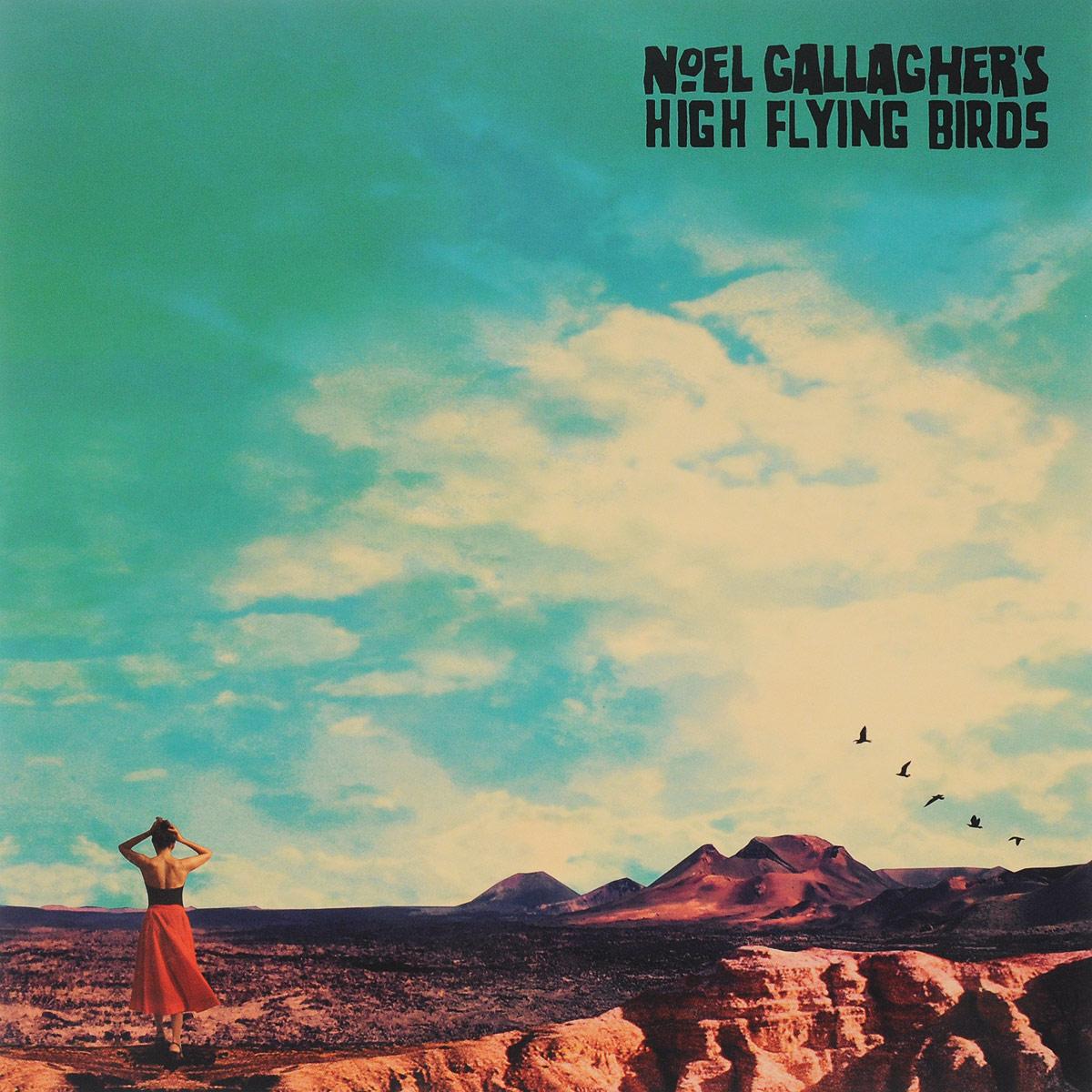 Noel Gallagher's High Flying Birds. Who Built The Moon? (LP) noel gallagher s high flying birds noel gallagher s high flying birds who built the moon