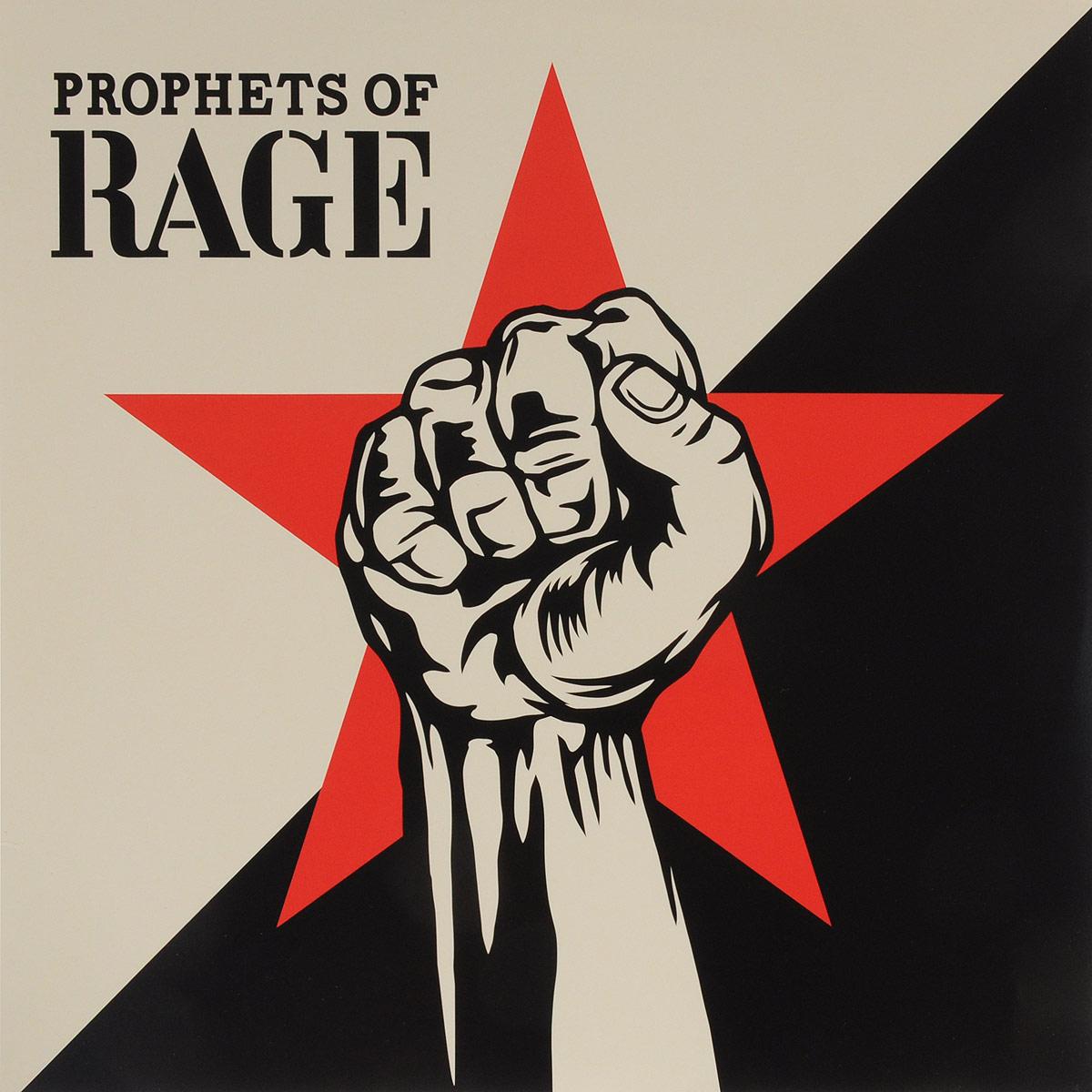 Prophets Of Rage Prophets Of Rage. Prophets Of Rage (LP) rage rage seasons of the black 2 lp