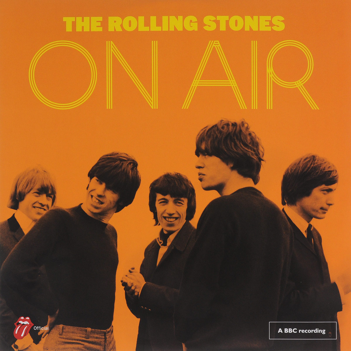 The Rolling Stones Rolling Stones. On Air (2 LP) rolling stones rolling stones exile on main street 2 lp