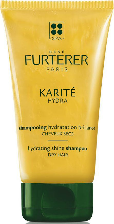 Rene Furterer Karite Hydra Шампунь увлажняющий для сухих волос, 150 мл маска увлажняющая питательная 100 мл rene furterer carthame