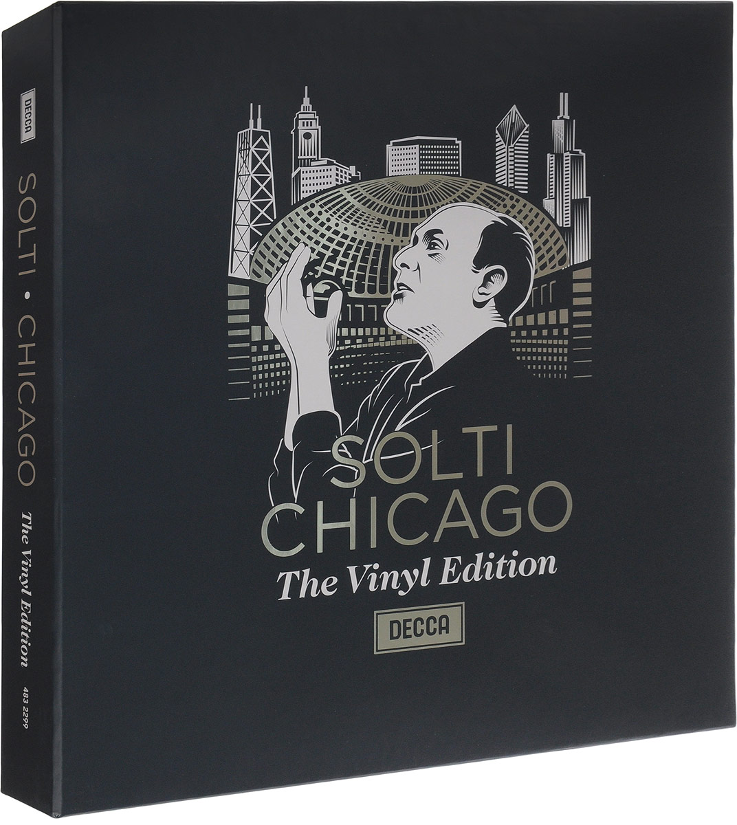 Георг Шолти Georg Solti. Chicago Years. Chicago Symphony Orchestra (6 LP) георг шолти chicago symphony orchestra chicago symphony chorus sir georg solti chicago symphony orchestra beethoven the symphonies 7 cd