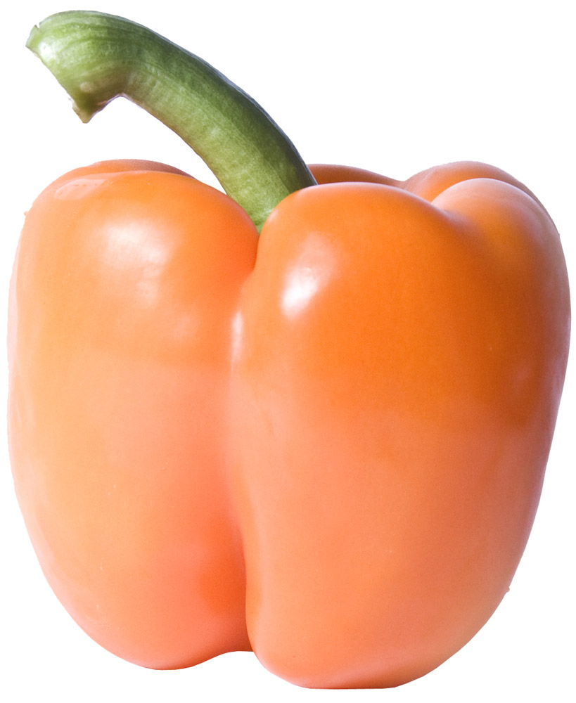 Перец оранжевый, упаковка Перец оранжевый. В упаковке...