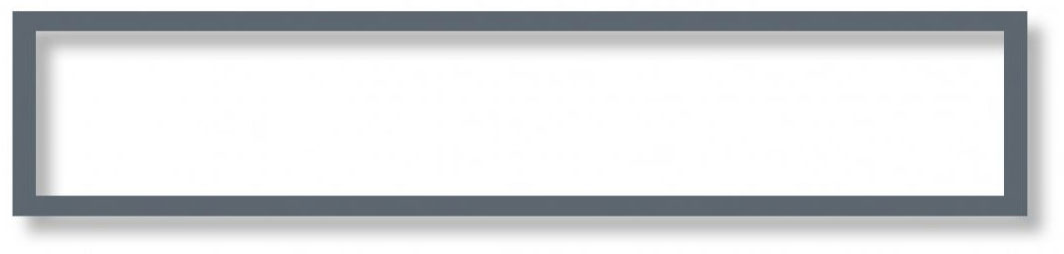 Магнитная слайд-рамка серая 5 шт