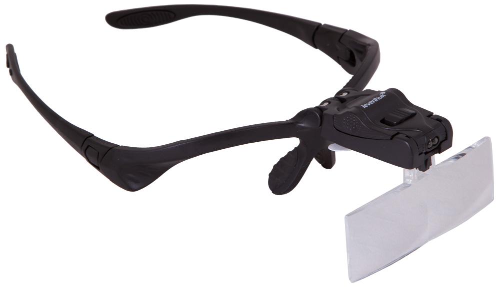 Levenhuk Zeno Vizor G3 лупа-очки