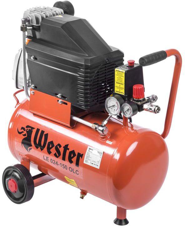 Компрессор Wester LE 024-150 OLC недорго, оригинальная цена