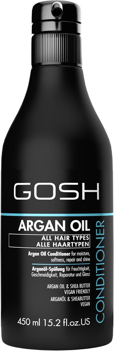 Gosh Кондиционер для волос c аргановым маслом Argan Oil, 450 мл