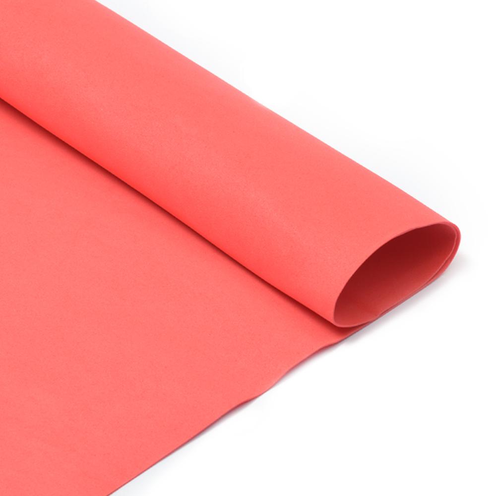Фоамиран Magic4Hobby, цвет: красный (N029), 50 х см, 10 шт
