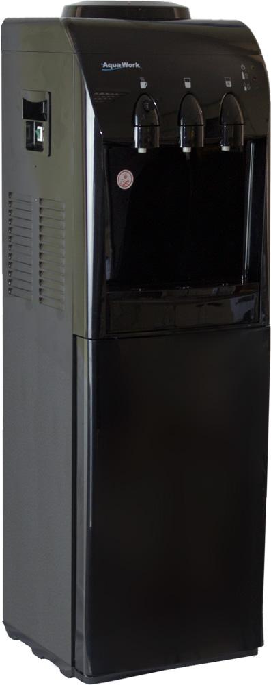 Кулер для воды Aqua Work MYL31S-W, Black