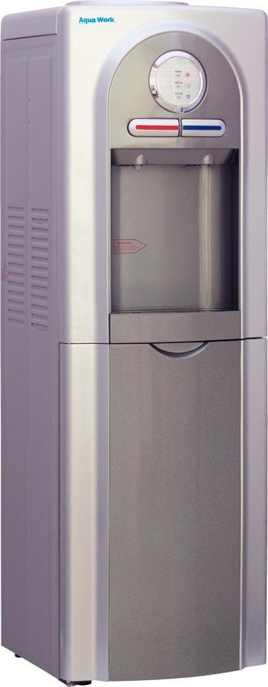 купить Кулер для воды Aqua Work AW YLR1-5-VB, Silver онлайн