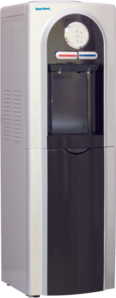 Кулер для воды Aqua Work AW YLR1-5-VB, Silver Black Aqua Work