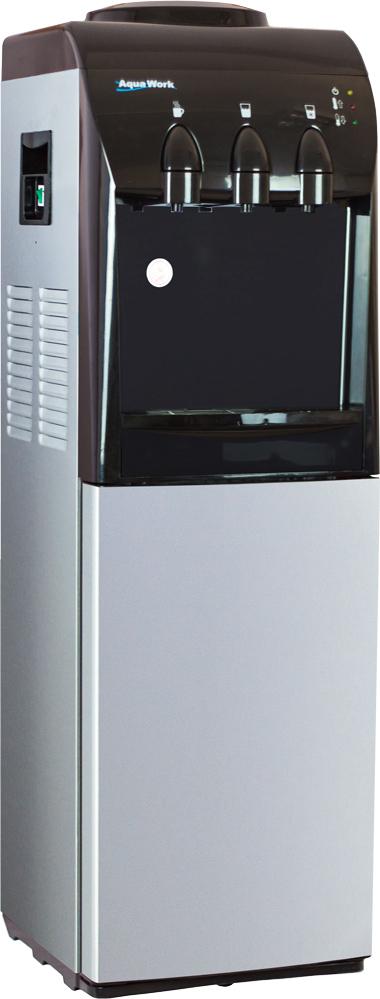 купить Aqua Work MYL 833S-В, Silver кулер для воды онлайн