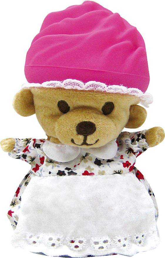 Cupcake Bears Мягкая игрушка Мимико 9 см cupcake bears мягкая игрушка мимико 9 см