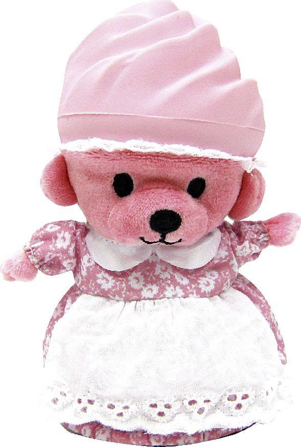 Cupcake Bears Мягкая игрушка Зефирка 9 см cupcake bears мягкая игрушка мимико 9 см