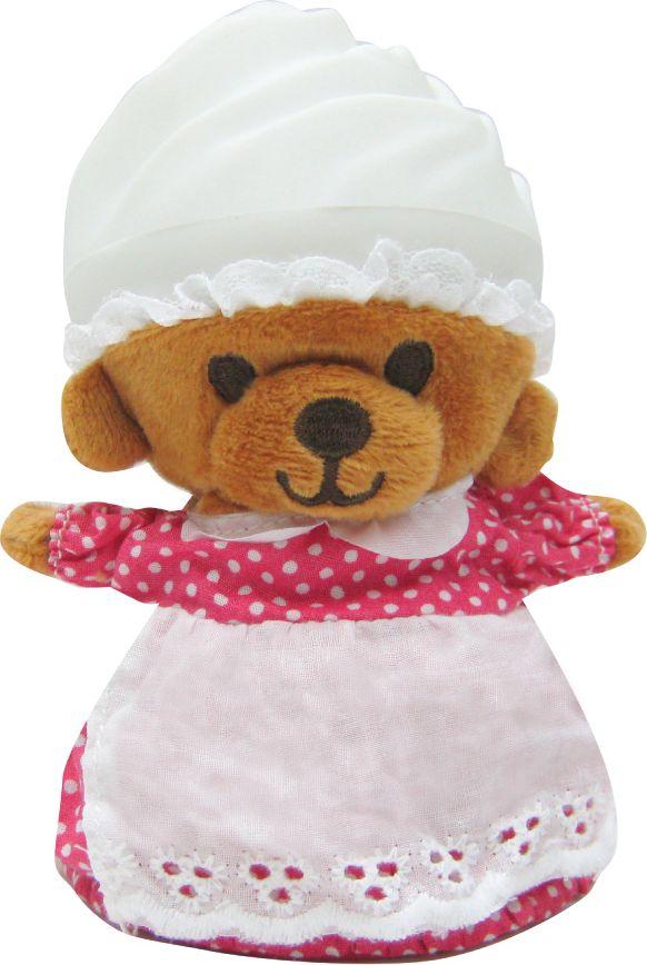 Cupcake Bears Мягкая игрушка Полли 9 см cupcake bears мягкая игрушка мимико 9 см