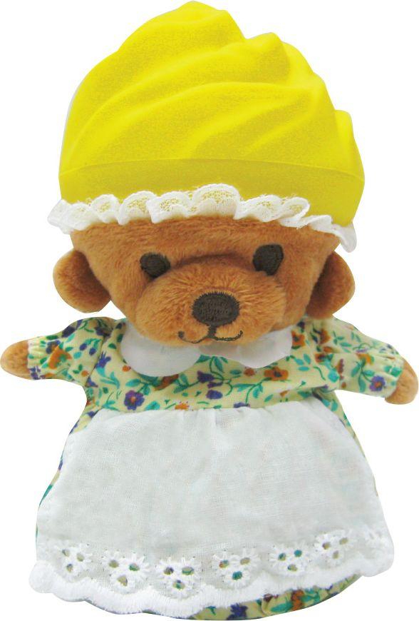 Cupcake Bears Мягкая игрушка Лимонка 9 см